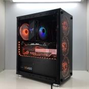PC Gaming Asus B360 ROG Strix / i5-9400F / 16GB / RX570 8GB / 256GB PCIe SSD