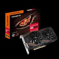 VGA Gigabyte Radeon™ RX 580 GAMING 4G (Like new)