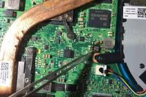Sửa Chữa Asus S510 Cháy Nổ Do Cắm Sạc Qua Đêm