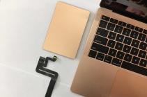 """Thay thế mặt chuột cảm ứng (trackpad) và cáp phím chuột Macbook Air 13"""" 2018 A1932"""