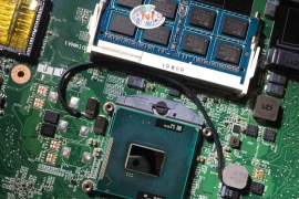 Sửa chữa Dell Latitude E6530 bật không lên nguồn