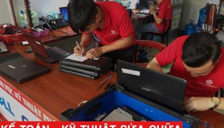 Tuyển dụng vị trí kế toán và kỹ thuật sửa chữa phần cứng máy tính